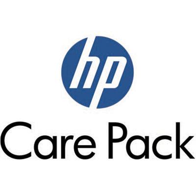 HP U4BK4E EU Req CAREPACK 1YR NBD 2810-24G FC SVC